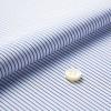 The Vertical Stripe(blue white) 生地
