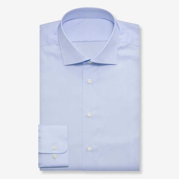 The Rich Oxford(sky blue) シャツ